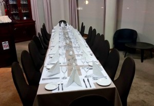 Conference and Dining facilities