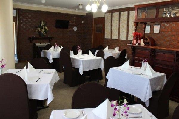 Hume Villa's Restaurant